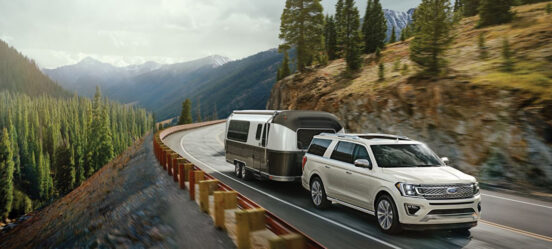 best suv for towing